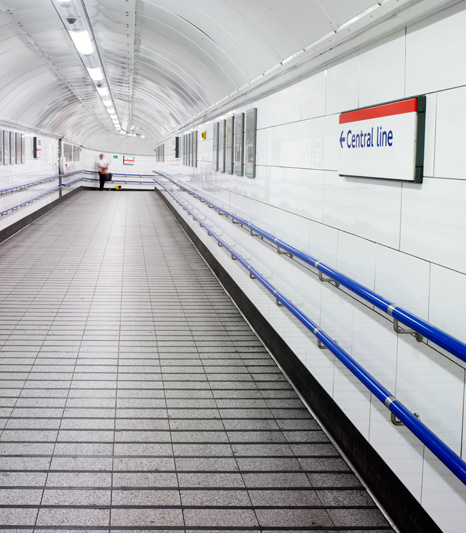 Oxford Circus - Central Line