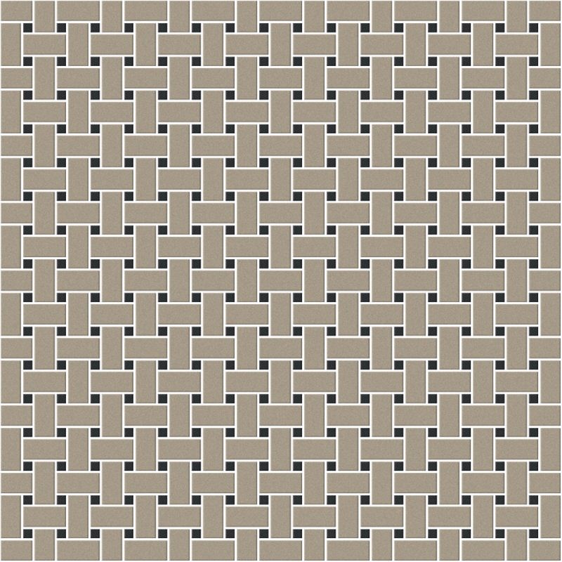 Basket Weave Pattern Pale Grey and Black.jpg