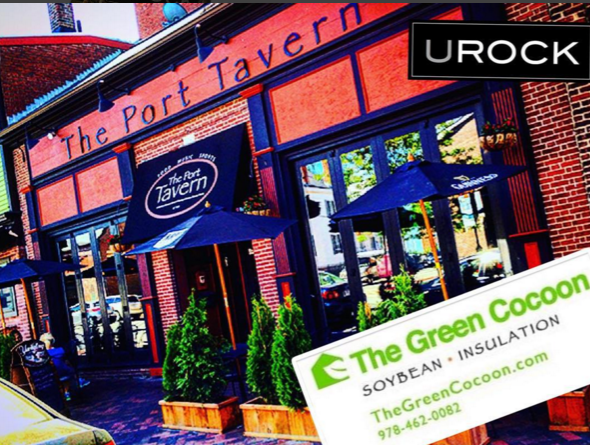 The Green Cocoon booked this #UROCKparty!™ for a staff team-builder, perfect way to give thanks to your employees this November.