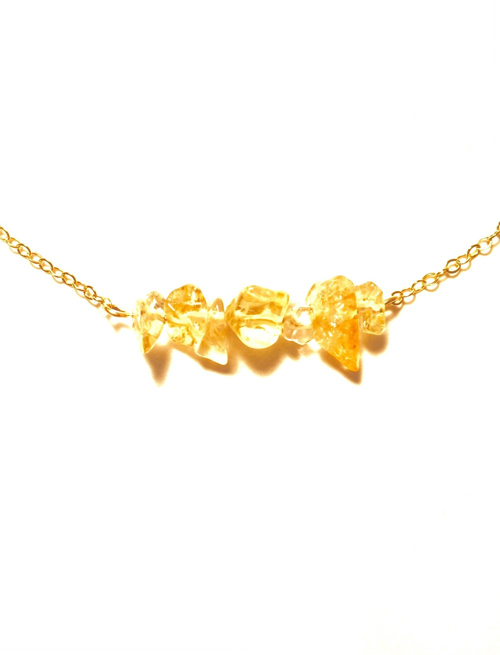 gold-filled necklaces