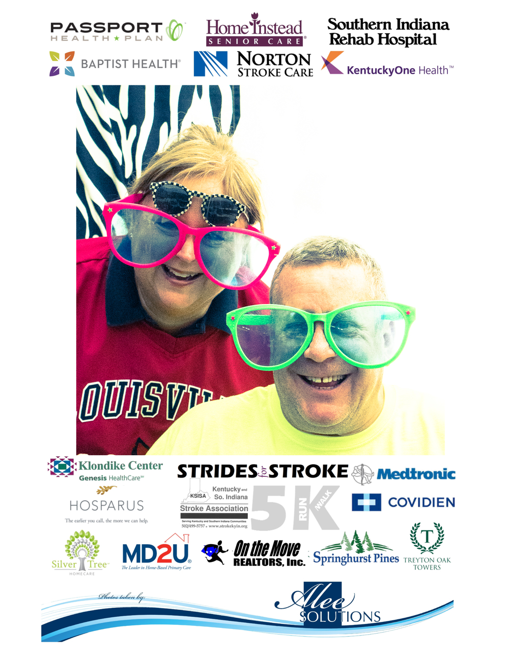 Click to see all the photos taken at the 2015 Strides for Stroke 5K Walk / Run