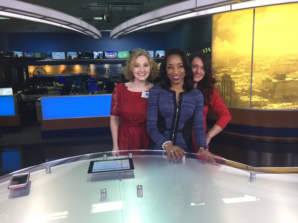 Heartstrings Valentine's benefit to support local cause 6:38 AM EST Jan 31, 2016 interview with Alisha Duvall and Jessica Johnson from Alee Solutions by WLKY 32 News Anchor Ann Bowdan