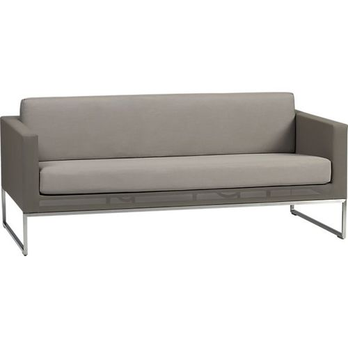 dune sofa from crate and barrel — landstylist