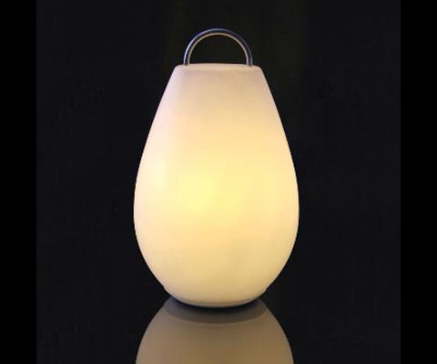Luau Portable LED Lamp/$199 Design within Reach