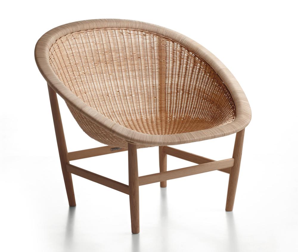 Kettle Basket Chair/Karkula