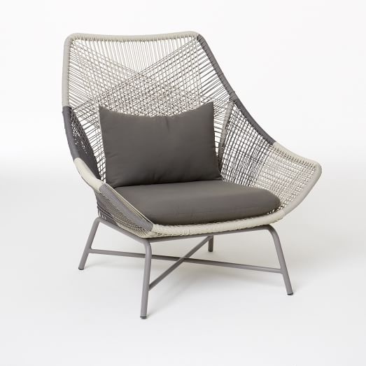 Huron Lounge Chair/West Elm
