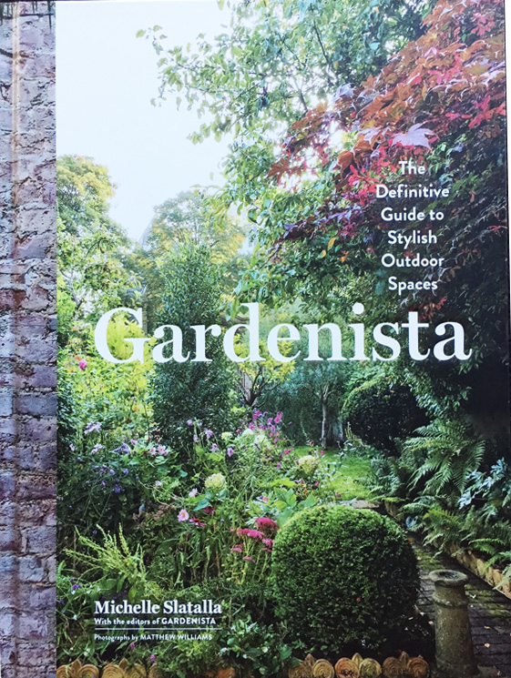Gardenista's book is out on the shelves, and they dedicated a chapter to my roof. Thanks Michelle, and entire team at Remodelista/Gardenista! Order your very own copy here.