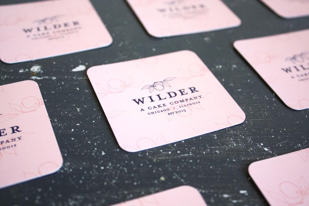 business card design detail