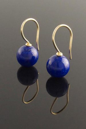 shopping earrings aurelie francoise lapis item women farfetch bidermann