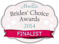 Mrs2Be Brides Choice Finalist