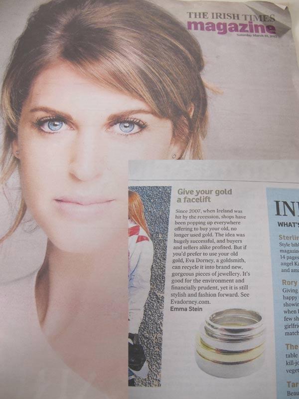 Irish Times Magazine March 2012