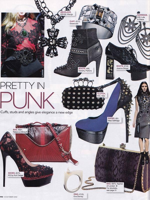 You Magazine October 2012 - Eva Dorney