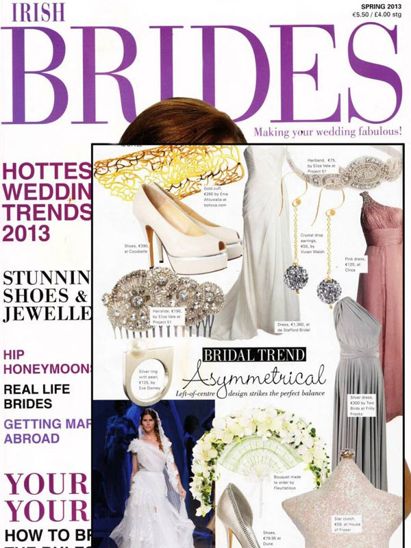 Irish Brides Magazine Spring 2013