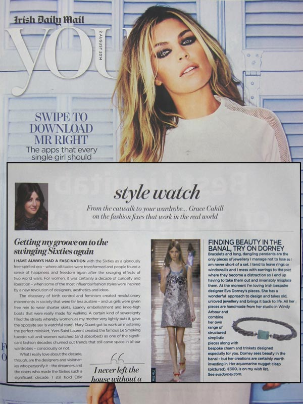 You magazine 2 August 2014