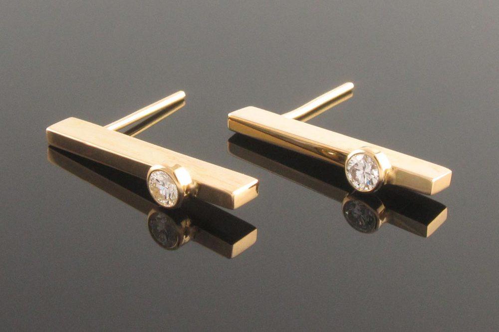 eva dorney goldsmith   contemporary handmade jewellery design Gold ...