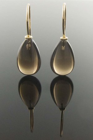 by com hickey quartz notonthehighstreet earrings sarahhickeyjewellery product smoky original sarah
