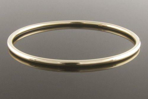 dorney round goldsmith handmade bangles bangle wire eva gold oval