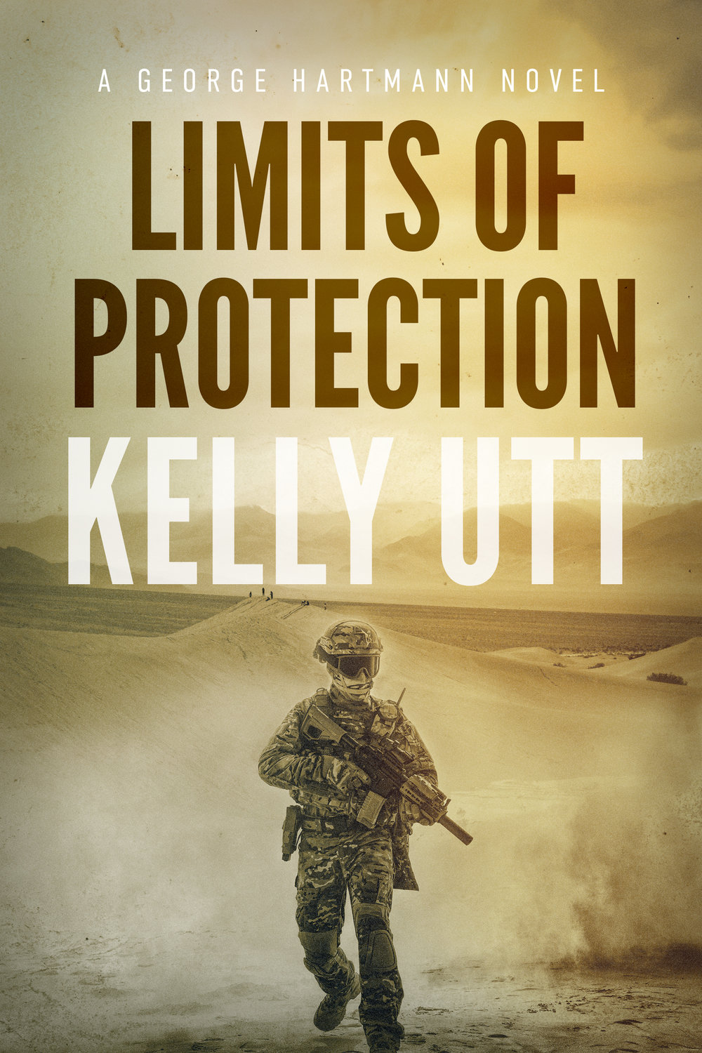 Limits of Protection - George Hartmann #4