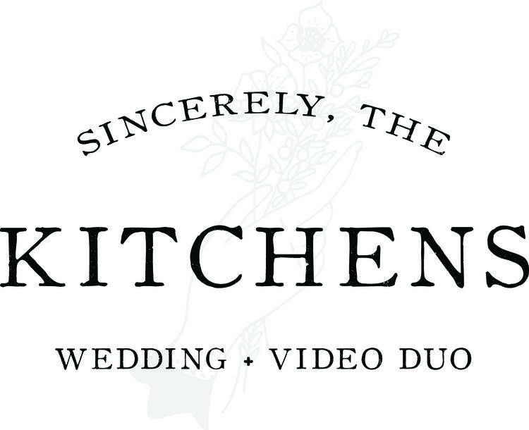 Sincerely, The Kitchens