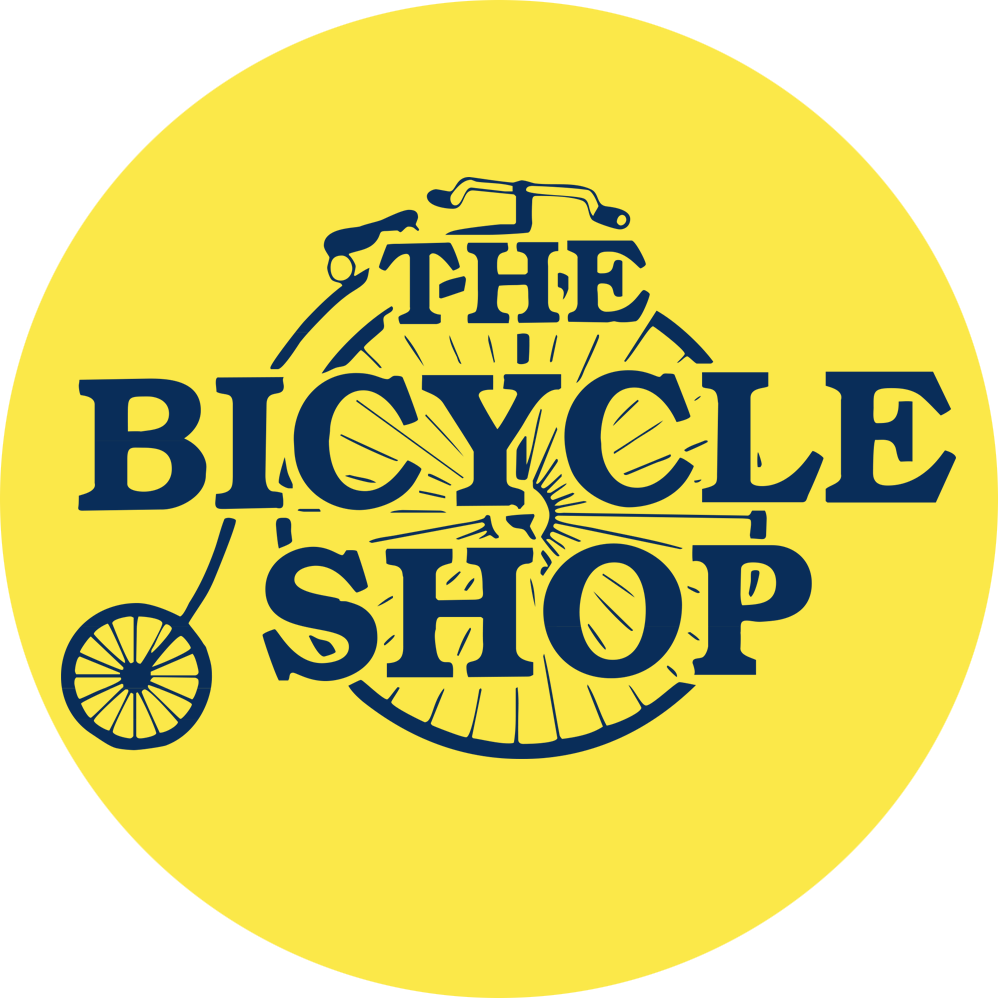 Bicycle Shop Logo The Bicycle Shop State