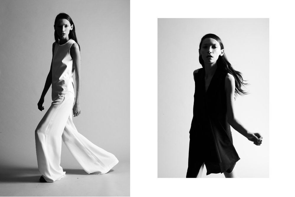 Styling for WAYNE's Pre-Fall 2012 campaign and lookbook.