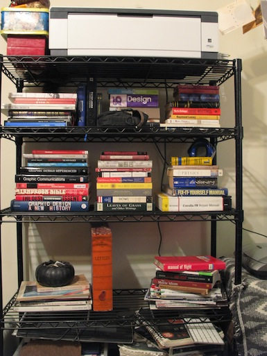 Book Shelf Redux