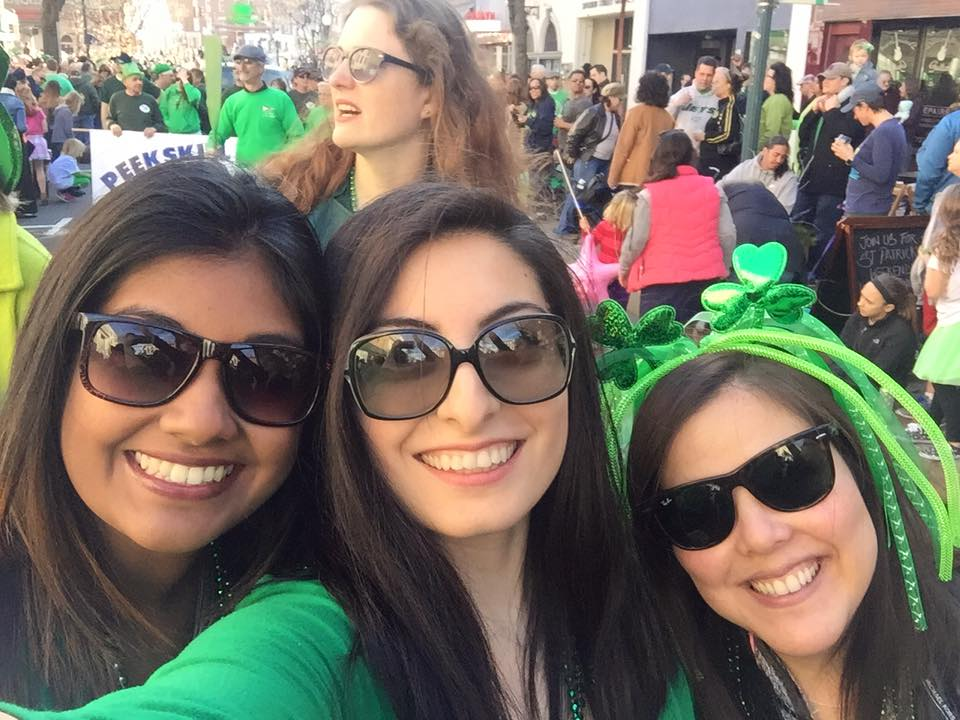 Young Professionals Ladies St Patricks Day.jpg