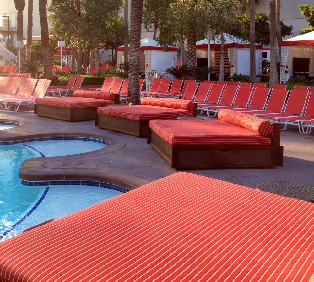 The GO Pool @ Flamingo