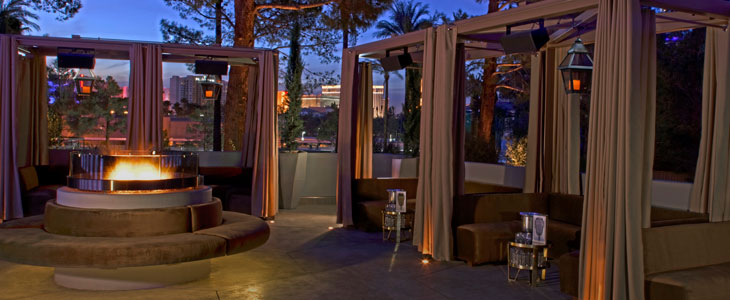 Vanity @ Hard Rock Hotel