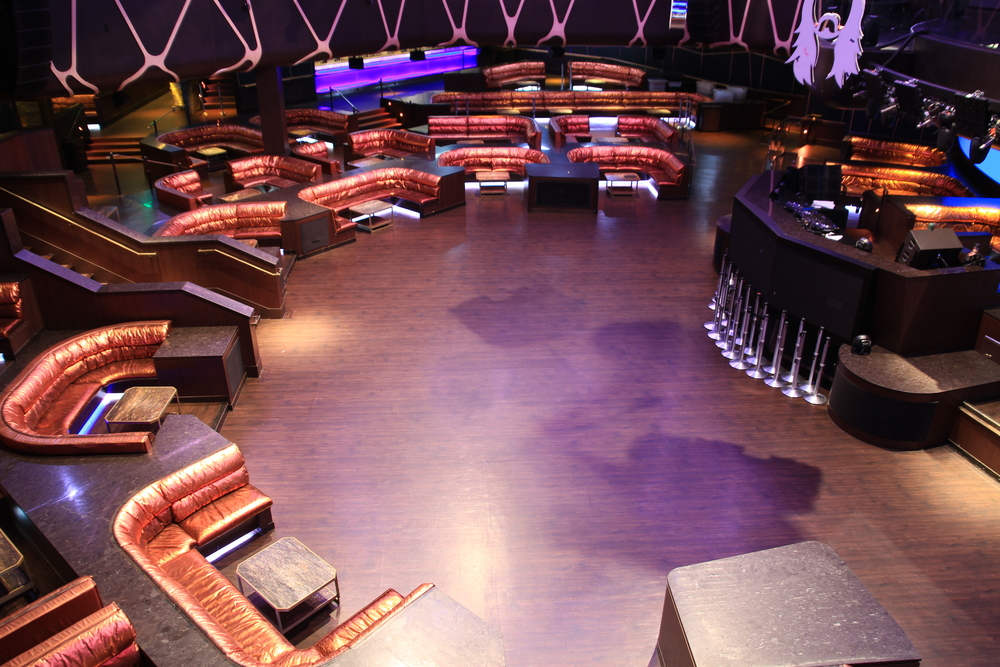 Hakkasan @ The MGM Grand