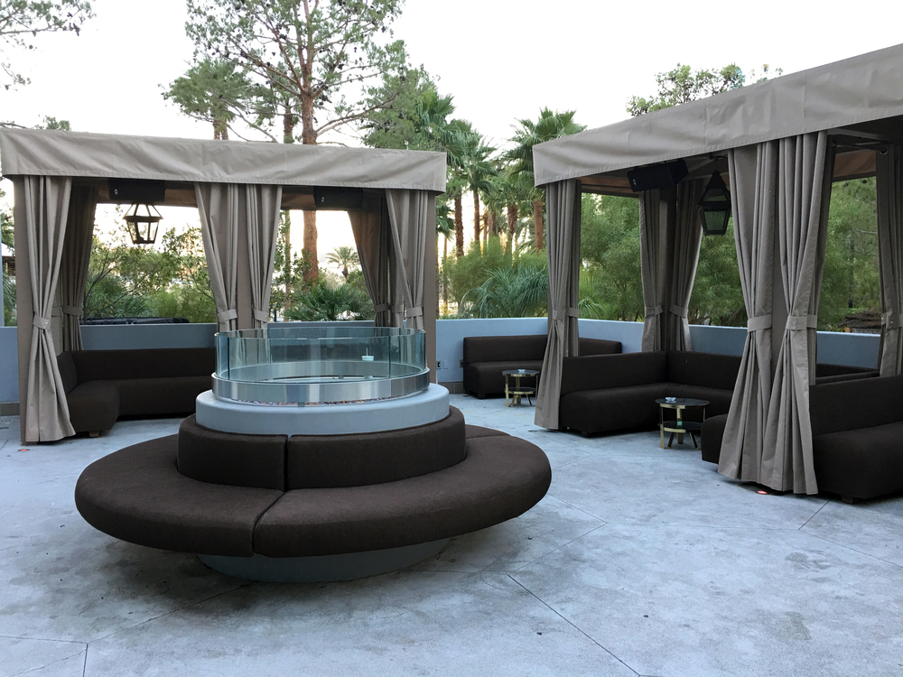 Vanity Terrace @ The Hard Rock Hotel