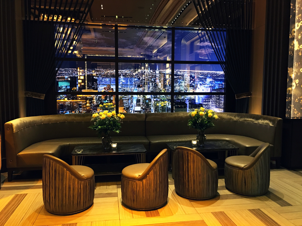 Vista Lounge @ Caesar's Palace