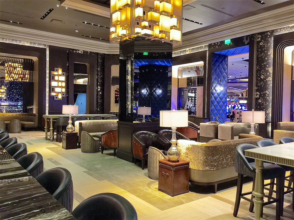Vista Cocktail Lounge @ Caesars Palace, Las Vegas