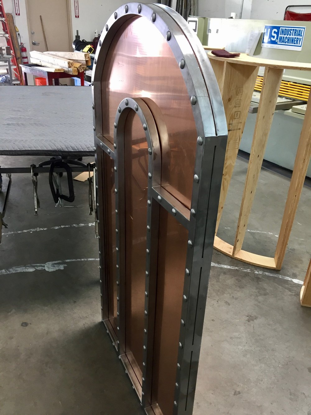 Copper Door