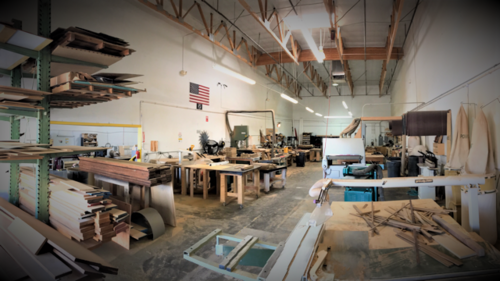 Fabrication — RT Furniture & Design