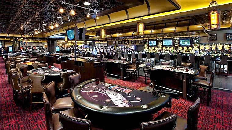 Casino Tables @ Hard Rock Hotel , Las Vegas