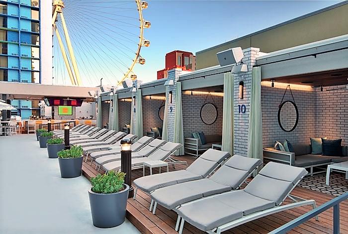 Linq Pool Las Vegas