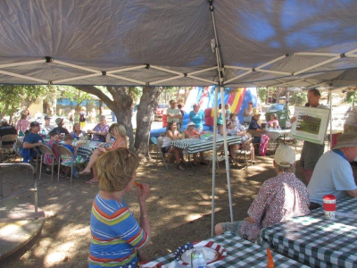 The Mountain Club 2017 Firewise Picnic in the Park