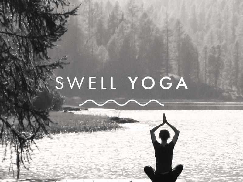 Swell Yoga | Brand identity