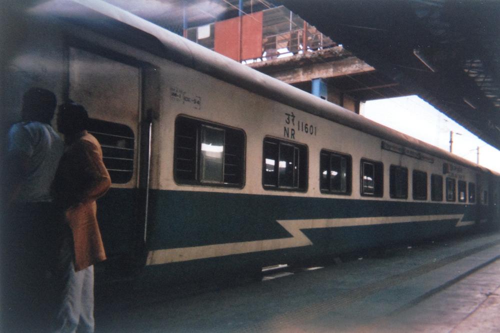 train to rishikesh
