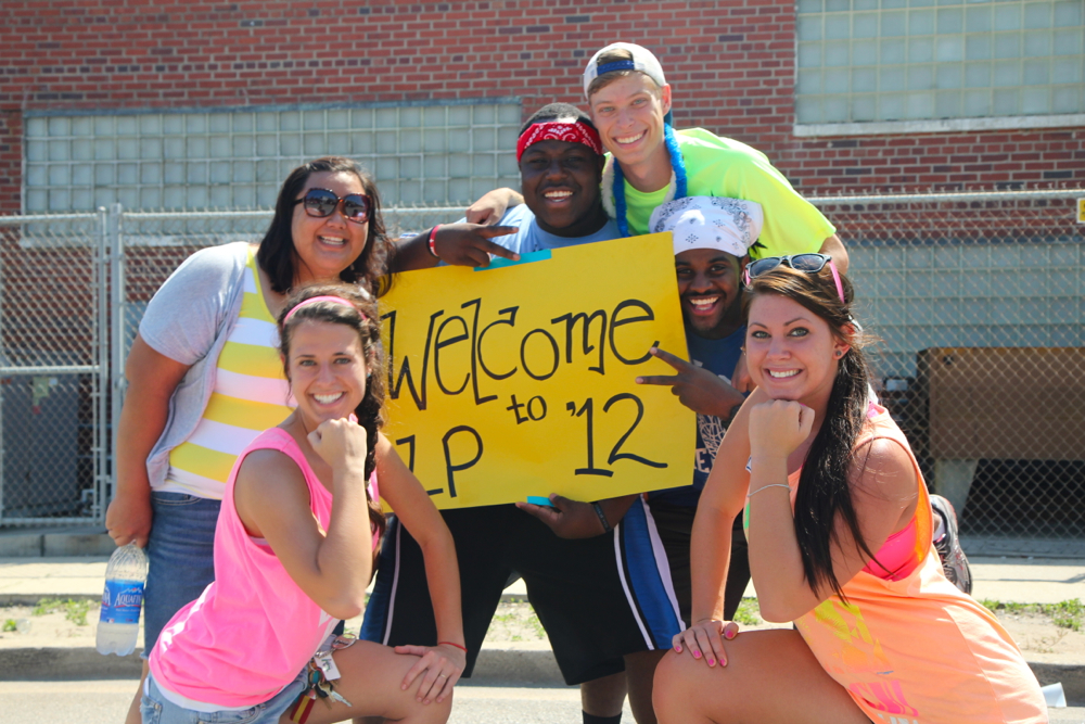 Welcome to LP 2012