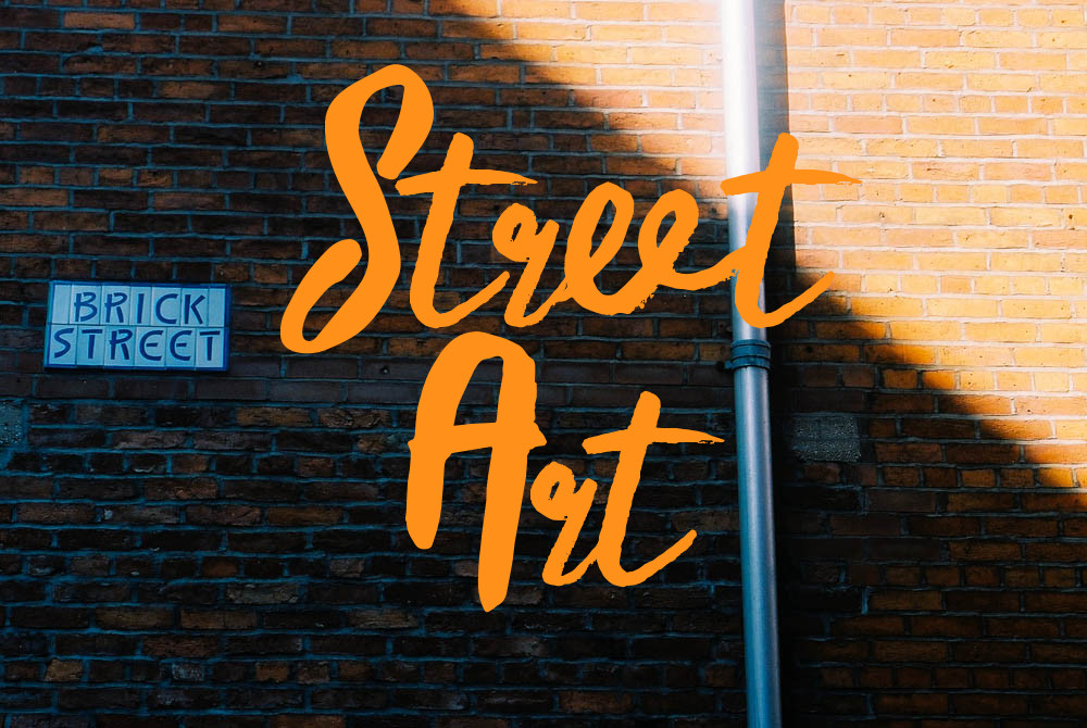 A feature on our Street Art tours by Manchester Evening News