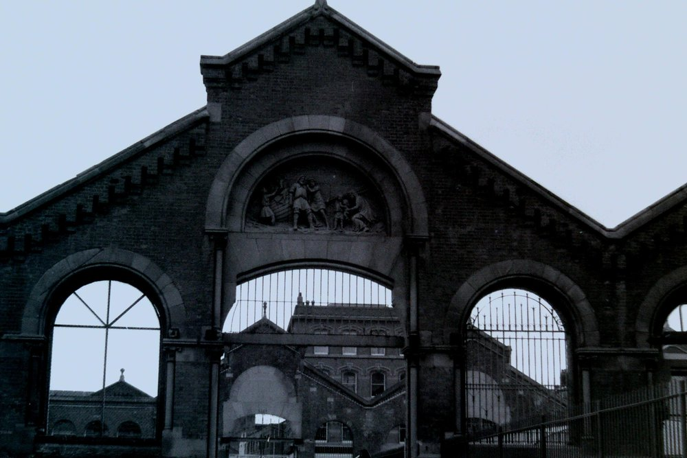 Fish Market Gates