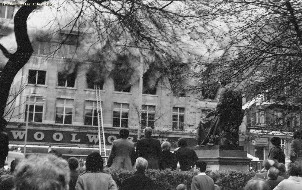 Fire 1979, Manchester Libraries