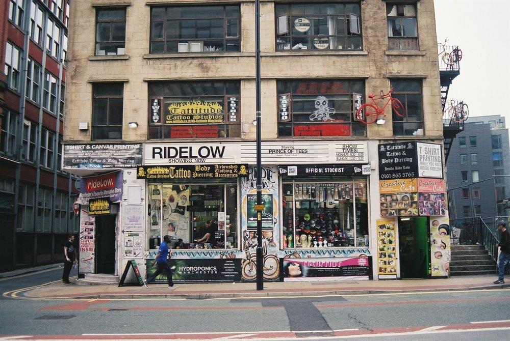ridelow