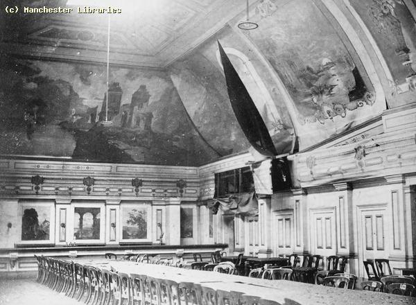 Pomona Palace Dining Hall
