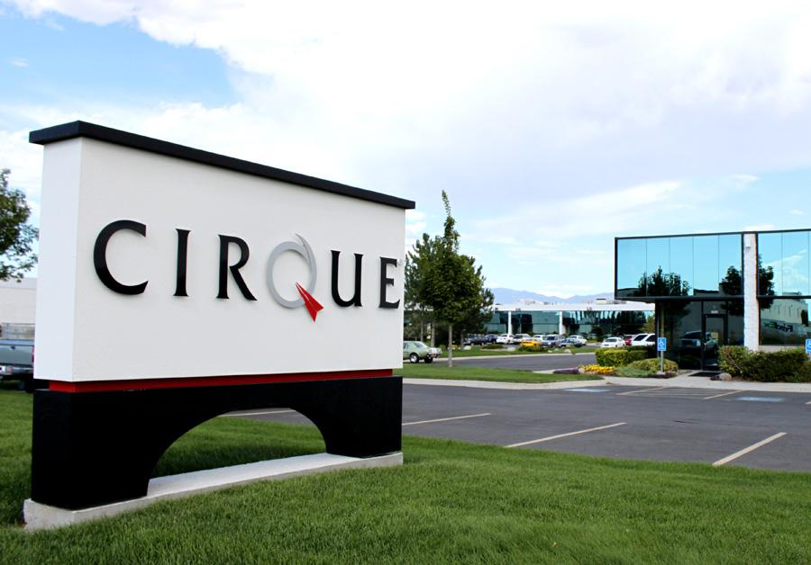 Cirque-Sign