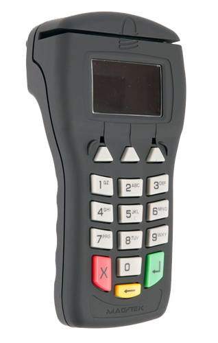 Hand held-payment-terminal