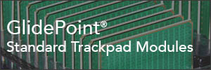 Glide Point-Standard-Trackpad-Modules