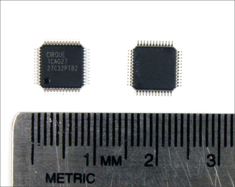 Pinnacle-1CA027-ASIC